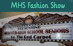 Medfield HS Fashion Show